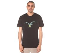 Leaf Möwe - T-Shirt für Herren - Schwarz