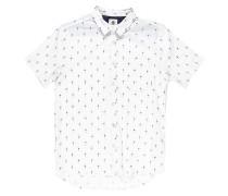 Hallen - Hemd für Herren - Weiß