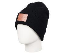 Label - Mütze für Damen - Schwarz