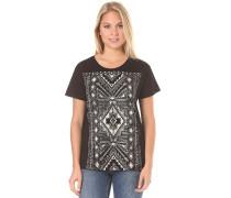 Keep Me Wild - T-Shirt für Damen - Schwarz