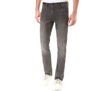 Solver Tapered - Jeans - Grau