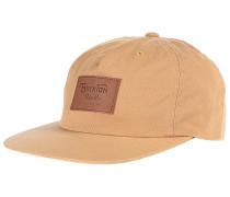 Grade II Snapback Cap - Beige