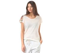 Fashiondolman - T-Shirt für Damen - Weiß