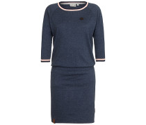 Alle Wollen Bumsen - Kleid für Damen - Blau