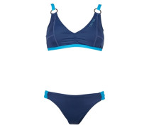 Ilayda - Bikini Set für Damen - Blau