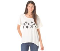 Stars DQ - T-Shirt für Damen - Weiß