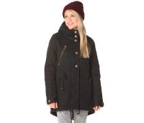 Anytime - Mantel für Damen - Schwarz
