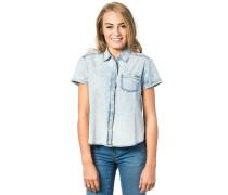 Pacha - Bluse für Damen - Blau