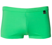 Herren Bademode Badetrunk Microfaser apfelgrün