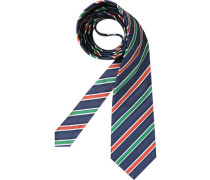 Herren Krawatte  blau,grün,rot