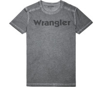 T-Shirt, Slim Fit, Baumwolle