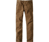 'Kilbride' Cordjeans soil brown