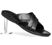 Schuhe Sandalen Leder
