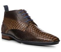Schuhe Stiefeletten Kalbleder