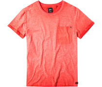 T-Shirt leuchtorange