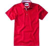 Polo-Shirt, Baumwoll-Piqué,