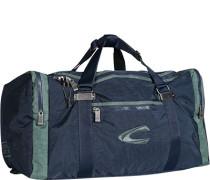 Tasche Reisetasche, Microfaser, navy