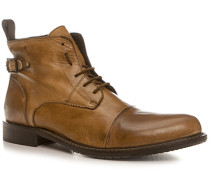 Schuhe Stiefeletten, Leder,