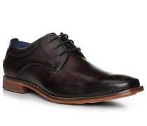 Schuhe Leder geprägt
