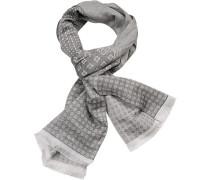 Schal, Baumwolle, gepunktet