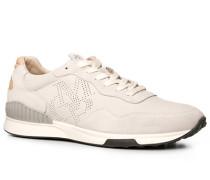 Schuhe Sneaker Rindveloursleder
