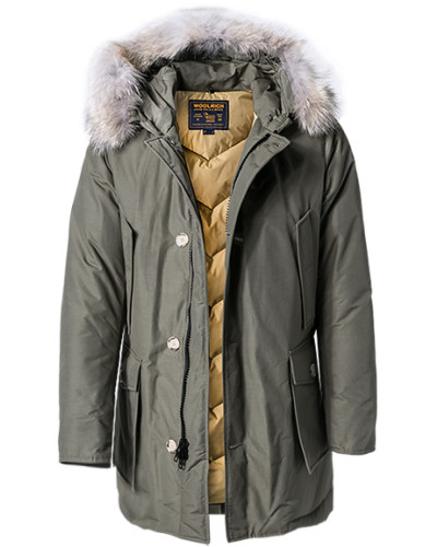 woolrich herren herren jacke arctic parka baumwoll mix. Black Bedroom Furniture Sets. Home Design Ideas