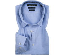 Hemd, Shaped Fit, Oxford
