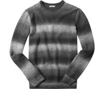 Pullover Baumwolle gestreift