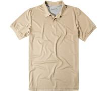 Herren Polo-Shirt Polo Coolmax® beige