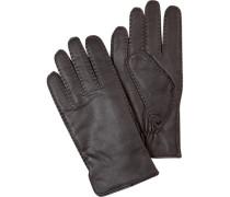 Handschuhe, Ziegenleder,