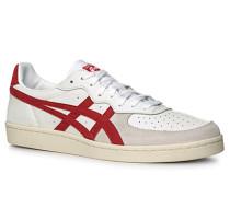 Schuhe Sneaker Leder off white