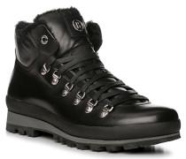 Schuhe Stiefeletten, Kalbleder warmgefüttert,