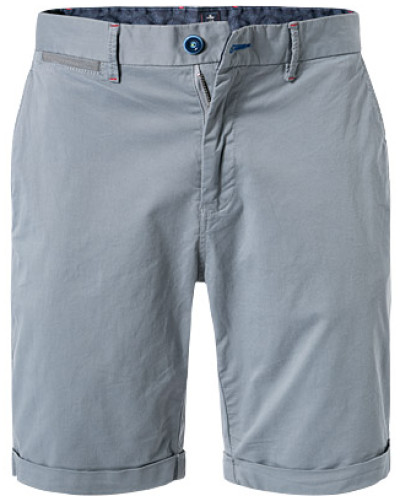 Shorts Herren, Baumwoll-Stretch
