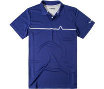Polo-Shirt Polo Coolmax® kobaltblau