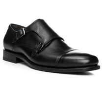 Schuhe Doppelmonkstraps Kalbnappa