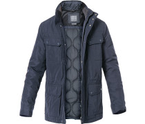 Jacke Microfaser Thermore® navy