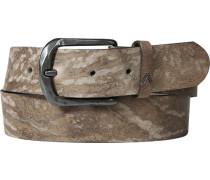 Gürtel taupe-greige, Breite ca. 4 cm