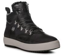 Schuhe Sneaker, Kalbleder warm gefüttert,