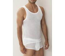 'Richelieu' Shirt Baumwolle weiß oder