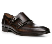 Herren Schuhe LASKO Rindleder braun