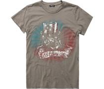T-Shirt Oberteil, Baumwolle,