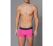 Unterwäsche Trunk Baumwoll-Stretch pink