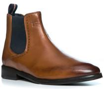 Schuhe Glanzleder