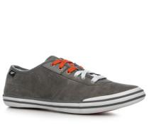 Schuhe 'Cotter' Veloursleder charcoal
