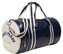 Tasche Sporttasche, Kunstleder, navy
