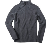 Pullover Wolle-Baumwoll-Mix
