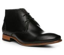 Herren Schuhe MARSHAL Kalbleder schwarz