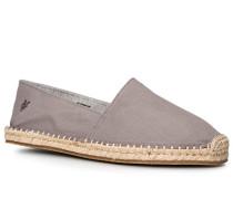 Schuhe Espadrilles Twill