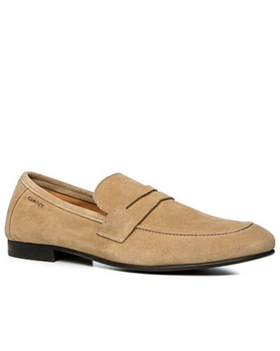 Schuhe Loafer Veloursleder