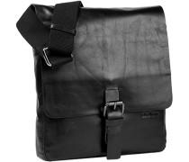 Tasche Messenger Bag Leder